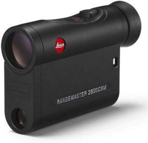 Leica CRF Rangemaster 2800.COM Long Range Ballistics Rangefinder with 5 year warranty