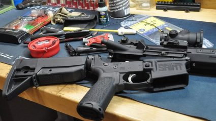 Gun Cleaning products that work on rifles, shotguns, and pistols