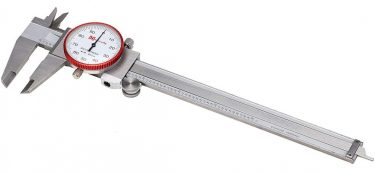 Hornady Dial Caliper Stainless Steel, 6 Inch