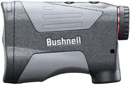 Bushnell 6x24mm Nitro 1800 Ballistic Rangefinder has lifetime warranty