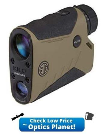 Sig Sauer KILO2400ABS Applied Ballistics Rangefinder