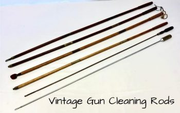 best gun cleaning rods