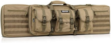 Savior Equipment American Classic Tactical Double Long Rifle and Pistol Soft Case
