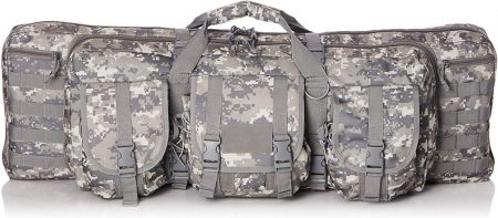 VISM by NcSTAR Double Carbine and Long Scoped Rifle Case