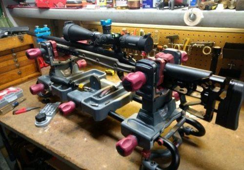 Best Gun Vise for Mounting Scopes