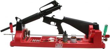 MTM GV 30 Gun Vise Cleaning Maintenance Center for AR