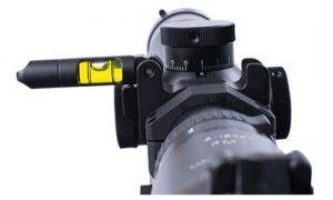 Flatline-Ops Sniper Accu Level Articulating Scope Level deployed