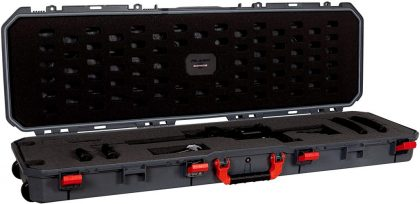 Plano All Weather Tactical Gun Case, Watertight with Rustrictor